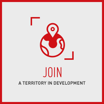 Join a territory in development rollover