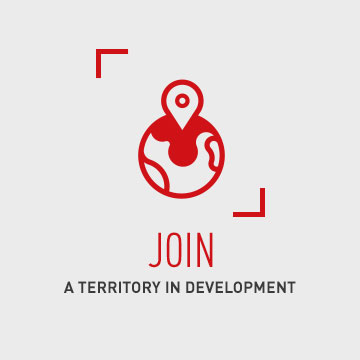 Join a territory in development